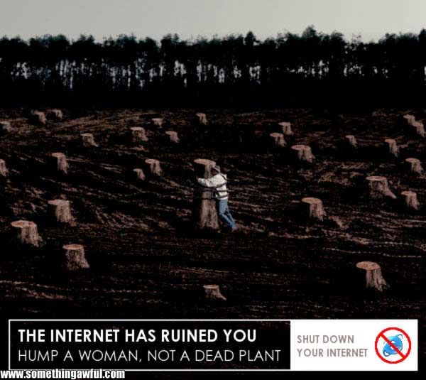 The Internet Has Ruined You!