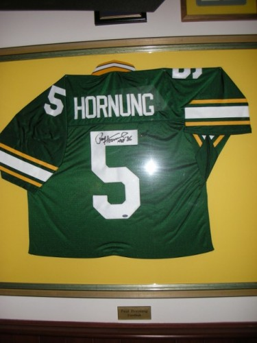 Paul Hornung was a little before my time, but it was great to see this here