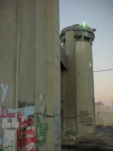 The Apartheid Wall of Bethlehem