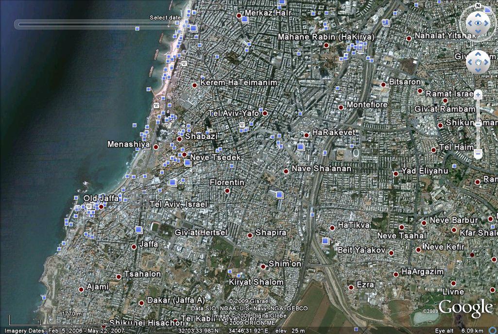 google tel aviv 22. Tel Aviv, Israel: Last Updated Early February 2006 Google Aviv 22