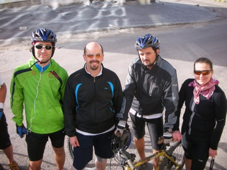 Introducing the Intracom Cycling Team 2010