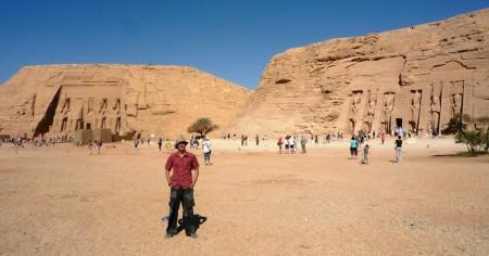 Abu Simbel Spread