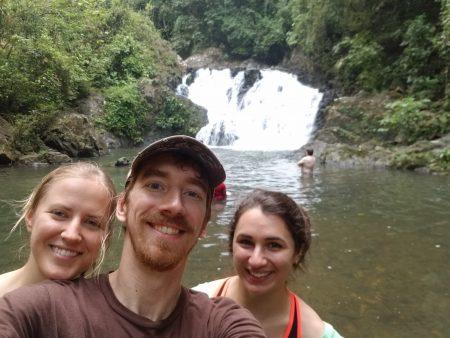 Little Embera Waterfall